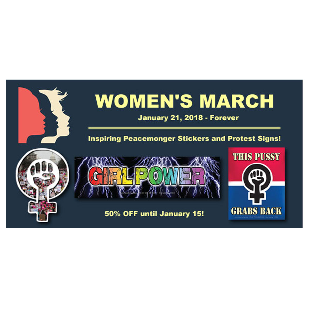 Women's March January 20, 2018