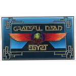 A111 - Grateful Dead Egypt Tour Art Decal