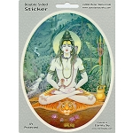 A158 - Weltevrede Shiva Art Decal Window Sticker