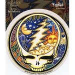 A306 - Night and Day Steal Your Face Art Decal