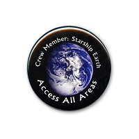 B015 - Crew Member: Starship Earth Access All Areas Button