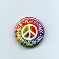 B479 - Peace Languages Color Button