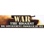 CS023 - War Program Large Full Color Bumper Sticker
