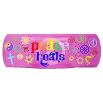 CM034 - Peace Heals full color original Bandaid Mini Sticker