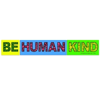 CS149 - Be Human Kind Modular Color Stickers