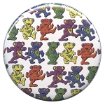 B455 - Dancing Frogs Button
