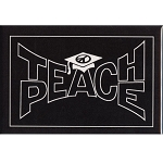 FM019 - Teach Peace Tapout Parody Fridge Magnet