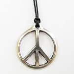 J052 - Peace Begins with Me Pendant
