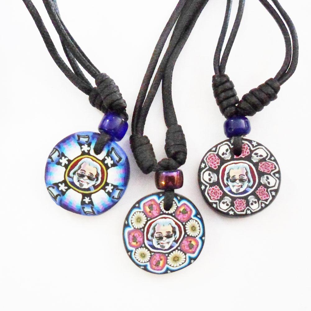 Zodiac Fimo Necklace