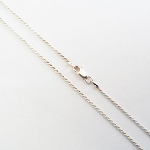 J208 - Diamond Cut Sterling Chain