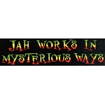 MS102 - Jah Works Mini Sticker