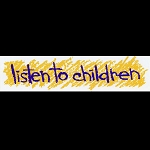 MS115 - Listen to Children Mini Sticker