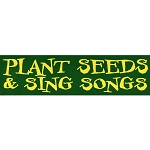 MS117 - Plant Seeds & Sing Songs Mini Sticker