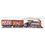 MS132 - Keep On Mini Sticker