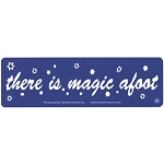 MS157 - There is magic afoot Mini Sticker