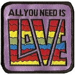 P136 - All You Need Is Love Patch