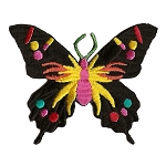 P149 - Spotted Butterfly Patch