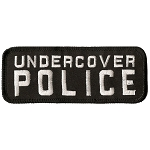 P179 - Undercover Police Patch
