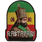 P225 - Rastafari Patch