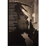 PS015 - Bob Marley - Mellow Mood Poster