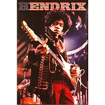 PS016 - Jimi Hendrix - Stars and Stripes Poster