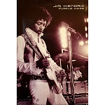 PS017 - Jimi Hendrix - Purple Haze Poster