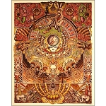 PS019 - Grateful Dead Collage Poster