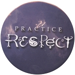 B047 - Practice Respect Interfaith Button