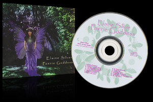 CD05 - Elaine Silver/Faerie Goddess CD