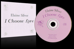 CD06 - Elaine Silver/Choose Love CD