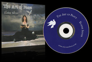 CD08 - Elaine Silver/Art of Peace CD