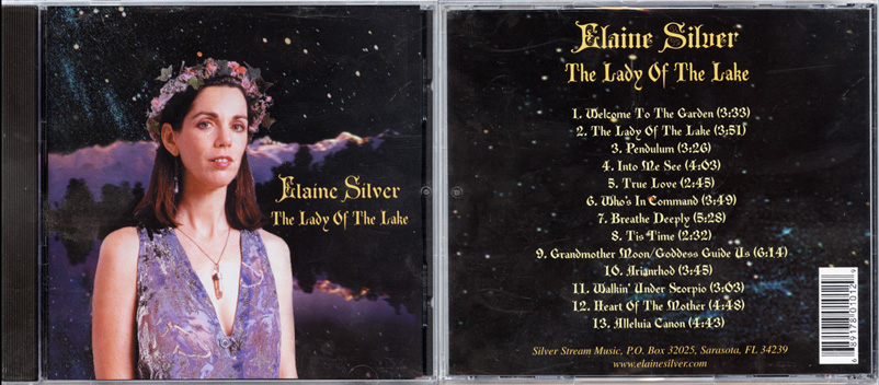 CD09 - Elaine Silver/Lady of Lake CD