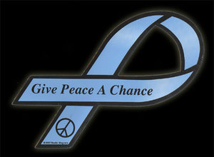 EM235 - Give Peace a Chance Magnet