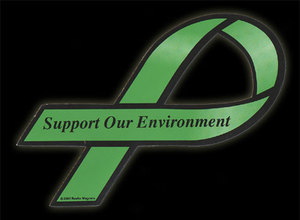EM237 - Support Our Environment Magnet
