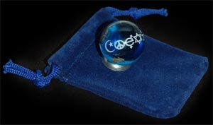 NV002P - Coexist Marble Set with Pouch and Stand