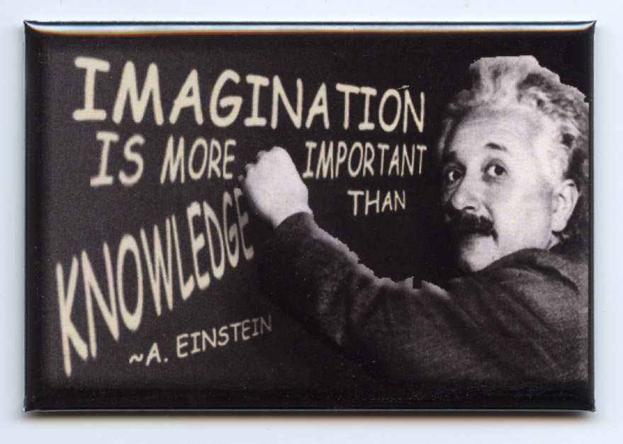 FM059 - Imagination is More Important than Knowledge