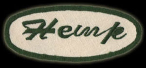 P082 - Oval Hemp Patch