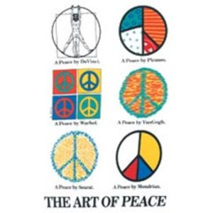 T016 - Art of Peace Shirt