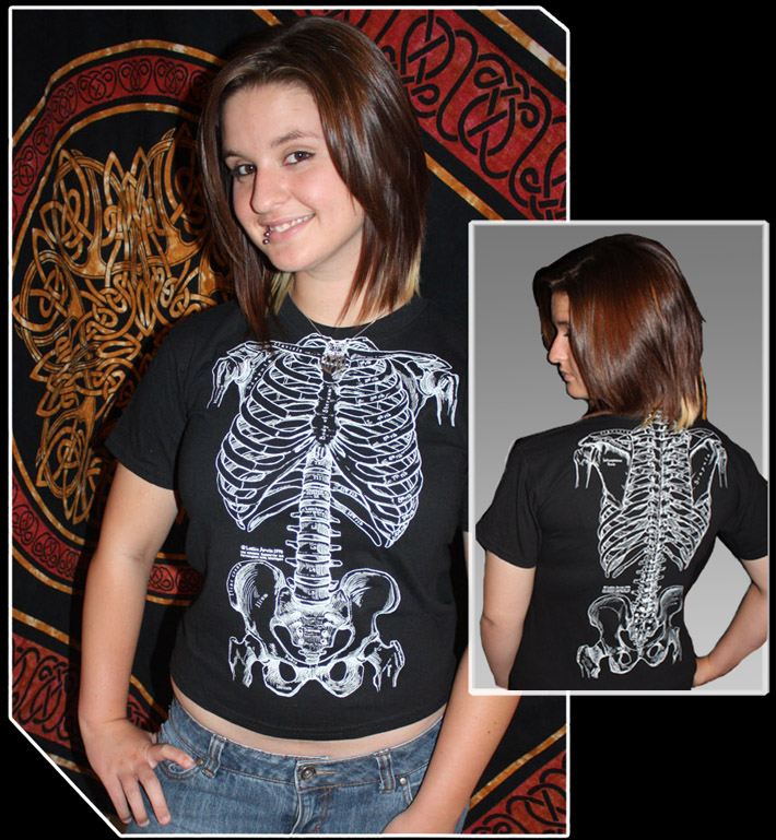 T77 - Body Of Sternum Unisex T-Shirt