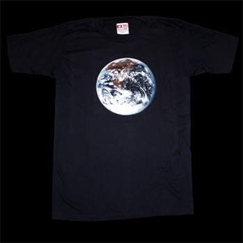 T086 - One World One Earth T-Shirt
