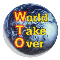 B273 - WTO = World Take Over Button