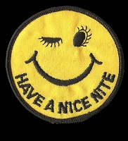 P180 - Have a Nice Nite Patch