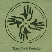 T014 - Earth Day Hands Shirt