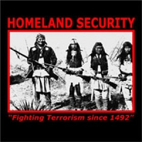 T053 - Homeland Security T-Shirt