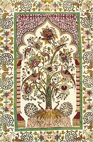 TA06 - Tree of Life Tapestry