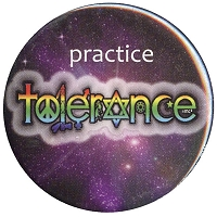 B045 - Rainbow Universe Practice Tolerance Button