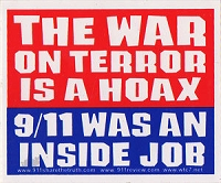 MS104 - War on Terror Mini Sticker