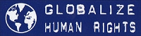 MS74 - Globalize Human Rights Mini Sticker