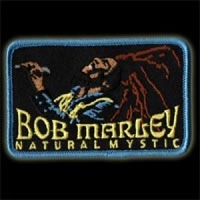 P040 - Natural Mystic Embroidered Patch
