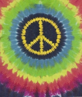 T131 - Hippie Peace T-Shirt